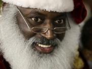 Estação Cultura recebe 1º Natal Afro com Papai Noel negro