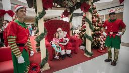 Shopping da zona Sul tem chegada do Papai Noel no sábado