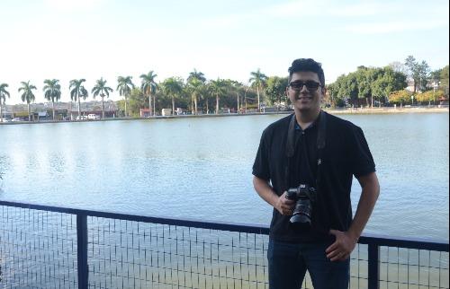 Para o fotógrafo Anderson Líbero Costa, o Parque Ecológico é o principal ponto de encontro da família matonense. - Foto: ACidade ON - Araraquara