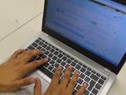 Estudante cai em golpe ao comprar televisão pela internet