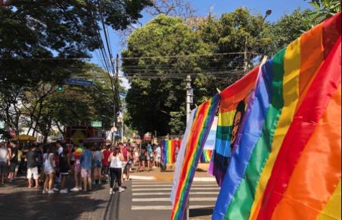 Domingo é dia de Parada GLBTQ em Ribeirão (Foto: Arquivo ACidade ) - Foto: ACidade ON - Ribeirão Preto