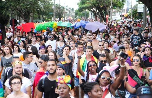 Parada LGBT Araraquara - Foto: Amanda Rocha