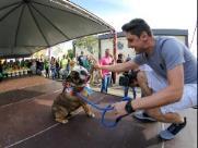 Parada Pet tem diversão e atividades ao ar livre na zona Sul de Ribeirão