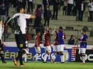 Ponte Preta arranca empate no final do segundo tempo