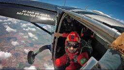 Salto de Paraquedas em Piracicaba
