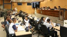 Parlamento Jovem abre inscrições para escolas de Campinas