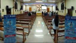Paróquia prepara celebração de São Judas Tadeu na zona Oeste
