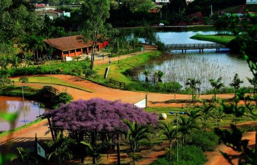 Carlos Bassan/Prefeitura de Campinas - Parque das Águas, no Parque Jambeiro: opção de lazer. Créditos: Carlos Bassan/Prefeitura de Campinas