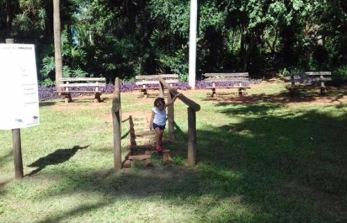 Da reportagem - Parque Infantil, em Araraquara