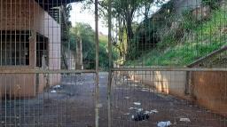 Fechado desde 2013, parque de Ribeirão tem estrutura deteriorada