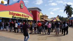 Hopi Hari abre vagas de emprego para moradores da região