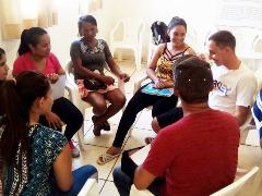 Participantes do Pró-Ação em Araraquara recebem capacitação profissional (Divulgação) - Foto: Da reportagem