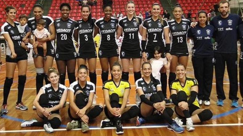Equipe de Valinhos estreia na elite nacional do vôlei feminino - ACidade ON