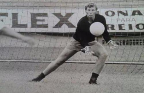Arquivo pessoal - Paschoalin jogou pelo São Paulo, Comercial e Botafogo