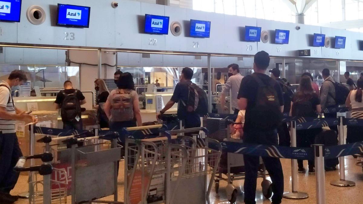 Movimento será intenso no aeroporto de Viracopos. Foto: Código 19