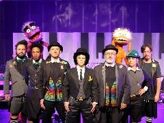 O grupo Pato Fu apresenta o show Música de Brinquedo neste domingo (20) - Foto: Dudi Polonis / DIVULGAÇÃO