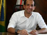 Tucano, prefeito de Santos apoia França e diz que Doria é traidor