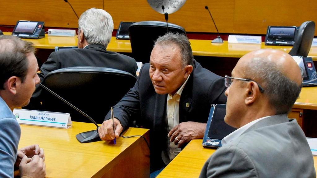 Paulo Modas deixou o Pros rumo ao PSL (Foto: divulgação/Câmara Ribeirão Preto) - Foto: divulgação