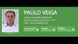 TRE-SP defere candidatura de Paulo Veiga à Prefeitura de Ribeirão Bonito