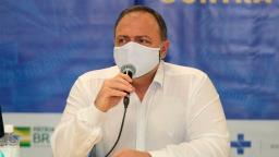 Pazuello diz que terá vacinas no fim de fevereiro ou em março