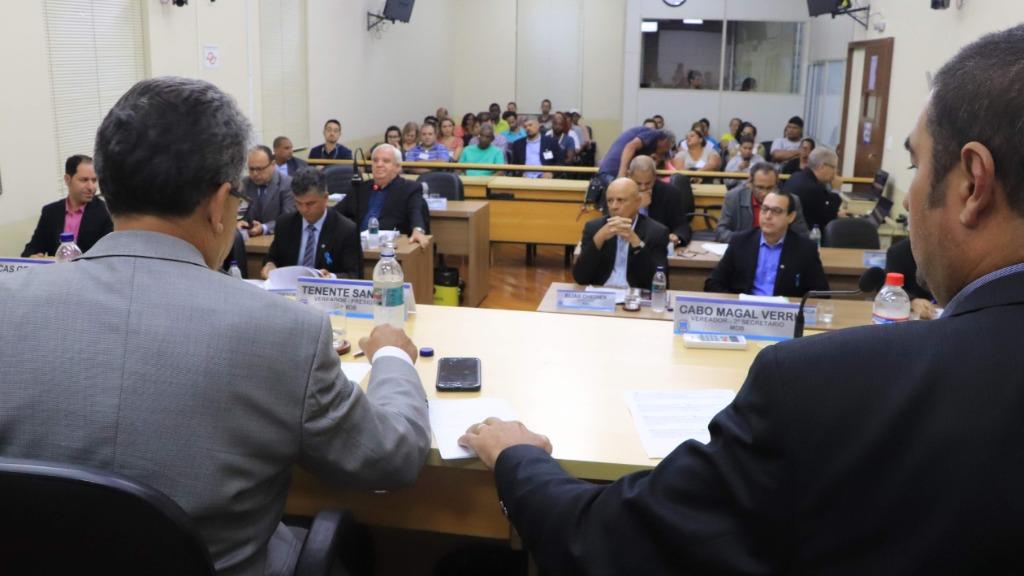 PCCV foi aprovado nesta segunda-feira (25) pela Câmara. (Foto: Divulgação/Câmara) - Foto: Divulgação/Câmara