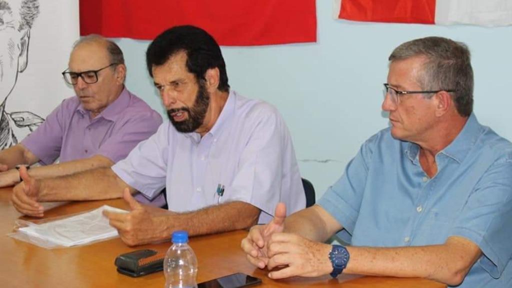 PDT e PSB devem seguir juntos visando as eleições de outubro (Foto: Divulgação) - Foto: Divulgação