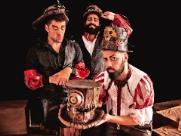 Peça infantil traz adaptação de Shakespeare ao Sesc Ribeirão