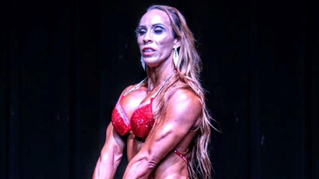 Maria Luísa atleta pedreirense que ganhou Campeonato de Fisiculturismo (Foto: Divulgação) - Foto: Divulgação
