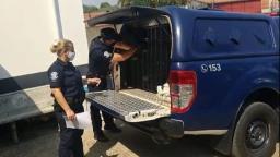 Homem é detido suspeito de esfaquear a ex-companheira