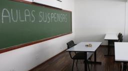 Pedreira segue sem aulas presenciais até o fim de novembro