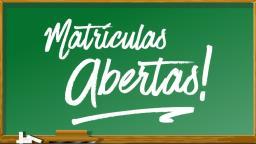 Matrícula para a pré-escola termina nesta sexta em Pedreira