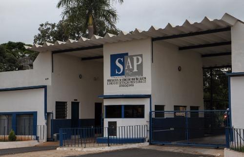 Da reportagem - Penitenciária de Araraquara