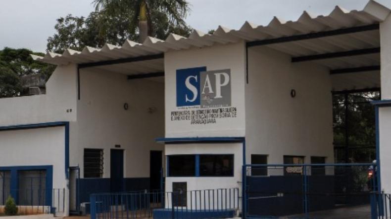 Penitenciária de Araraquara (Foto:Reprodução)