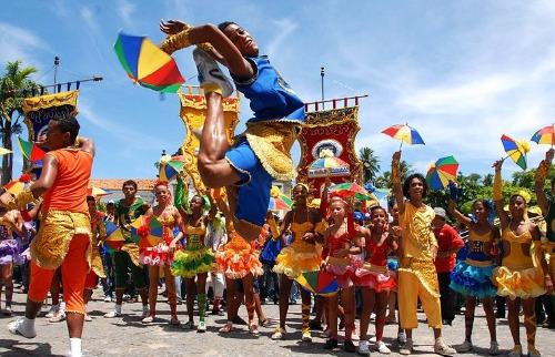 Dançarinos de frevo invadem as ruas pernambucanas | Foto:Prefeitura de Olinda - Foto: Divulgação