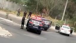GM apreende dois adolescentes após perseguição de 10 km