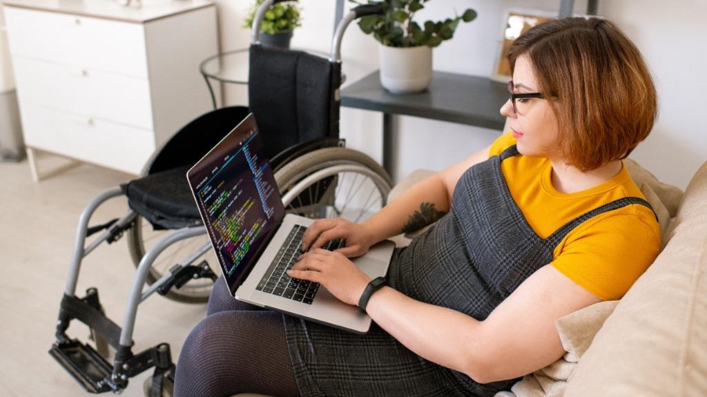 Pessoas com deficiência podem se cadastrar para o curso (Foto: Divulgação) - Foto: Foto: Divulgação