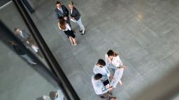 Integração das pessoas e empresas no PÓS MA