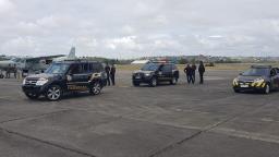 PF transfere suspeitos de roubo a Viracopos para SP