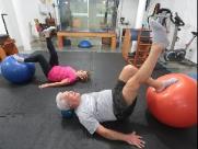 Pilates é recomendado para todo o tipo de pessoas e idades