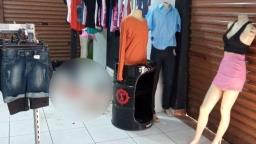 Mulher é morta a facadas em loja no Centro de Pinhalzinho