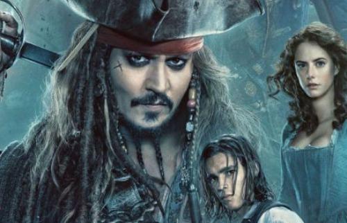 Da reportagem - 'Piratas do Caribe: a vingança de Salazar' chega aos cinemas de Araraquara