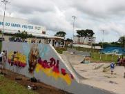 Sanca Hip Hop acontece domingo (16) no Santa Felícia