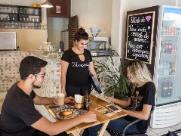 Chocolates e cafés são especialidades no Jardim Paulista