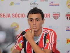 O volante Diego Pituca deve ser negociado com o Santos - Foto: F.L.Piton/A Cidade - 19.maio.2015