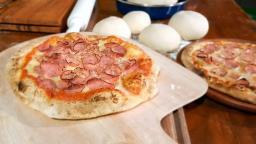 Dia da Pizza: Veja uma receita desta delícia da culinária