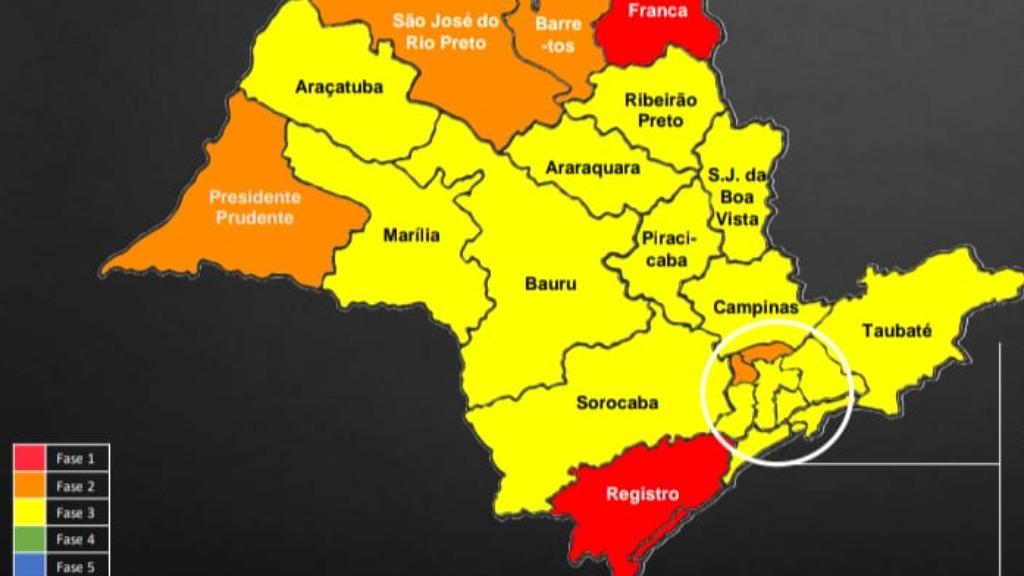 Plano São Paulo - atualização do dia 14 de agosto - Foto: Agências