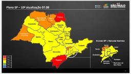 Araraquara segue na fase amarela do Plano de Flexibilização