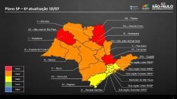 Plano SP: Ribeirão Preto segue na fase vermelha da quarentena