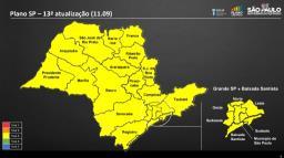 Urgente: Ribeirão Preto avança à fase amarela do Plano SP