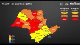 Estado mantém Circuito das Águas na fase amarela do Plano SP